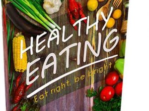 Healthy Eating Guide Book Cover