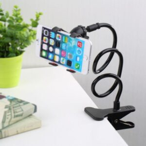 Hold-Anywhere Flexible Phone Holder