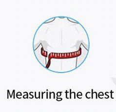 How To Measure Your Chest