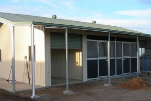 Outdoor Stable Manufacturers