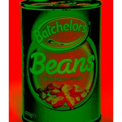 Batchelors Beans Art