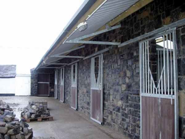 Stone Frontend Stables