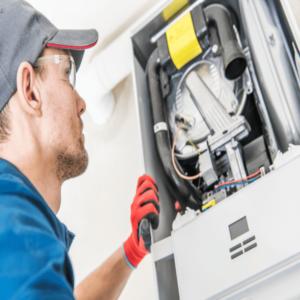 Gas Boiler Repair Technician
