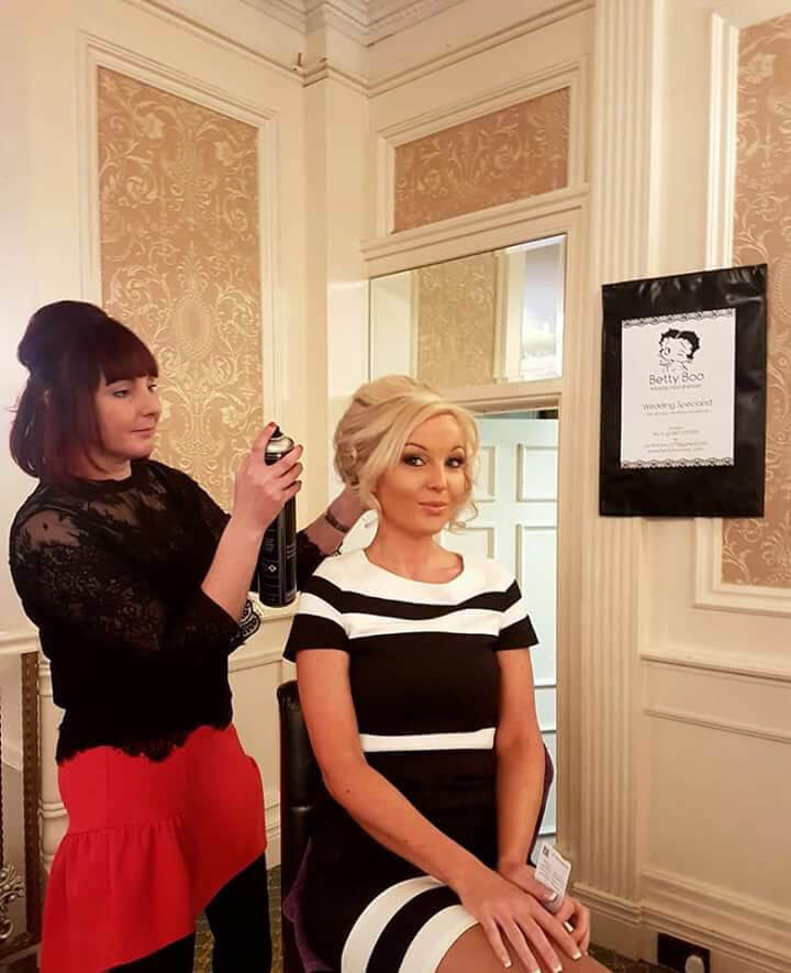 Betty Boo Hair Salon Dungarvan